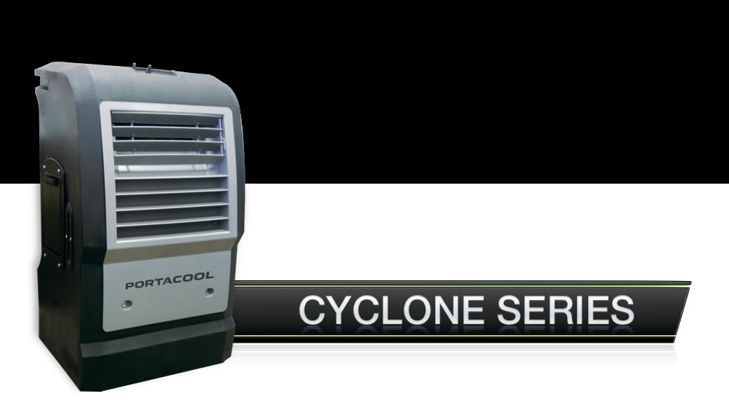 Portacool Cyclone 1000 - duravert