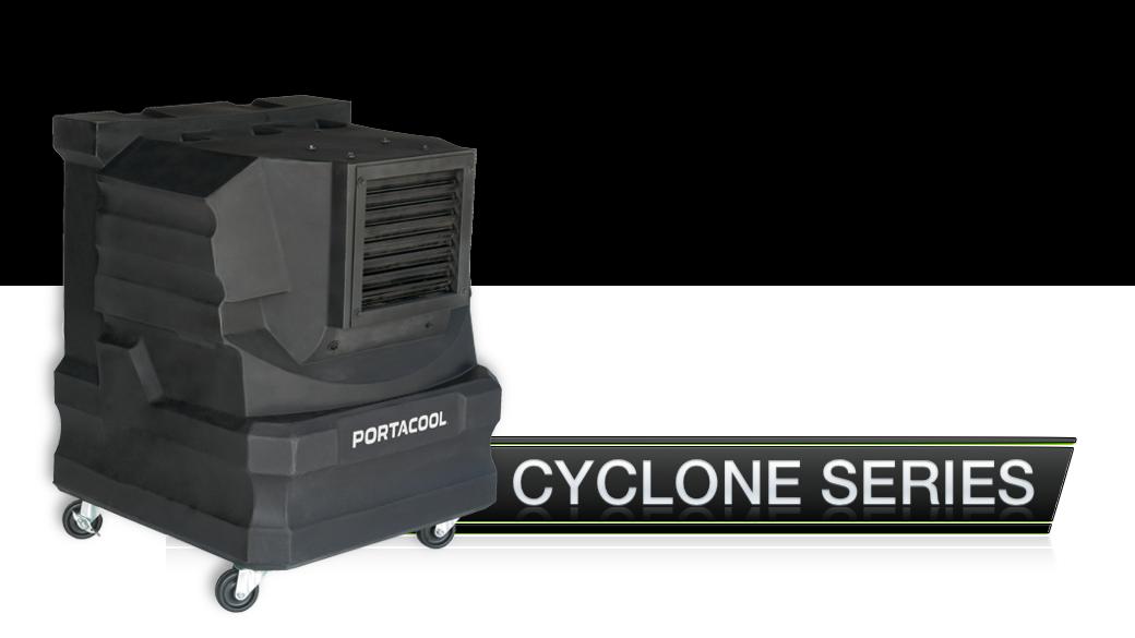 Portacool Cyclone 2000 - duravert