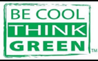 Be Cool Think Green - Portacool