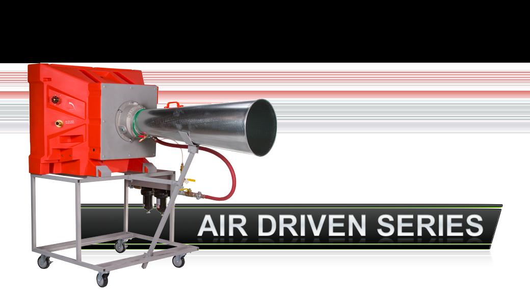 Portacool Air Driven 16
