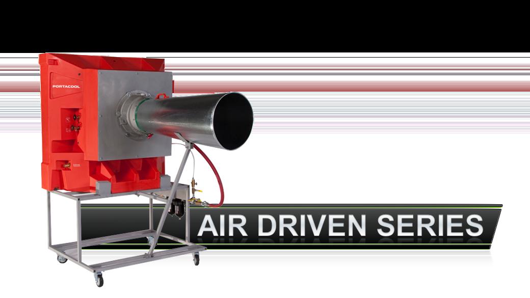 Portacool Air Driven 24