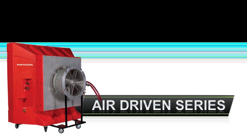 Portacool Air Driven 36